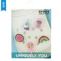 Crocs™ Everything Nice Jibbitz™ 5-Pack (Unisex)