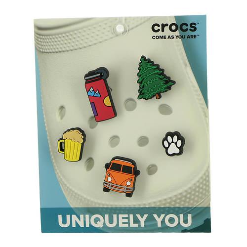 Crocs™ Outdoor Vacay 5-Pack (Unisex)