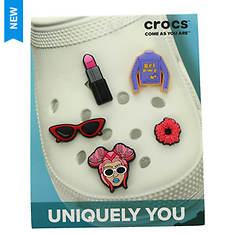 Crocs™ Fashionista 5-Pack (Unisex)