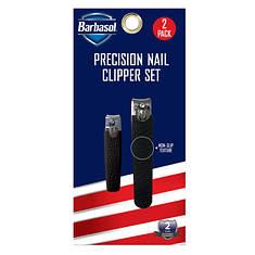 Barbasol Non-Slip Textured Nail & Toe Clippers