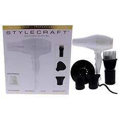 StyleCraft Tri-Plex 3000 Professional Hair Dryer