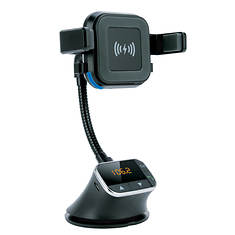 SuperSonic Wireless Bluetooth Hands-Free Car Mount Kit