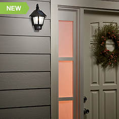 Instant LED Porch Alert with Receiver