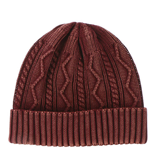 Free People Women's Stormi Washed Cable Beanie