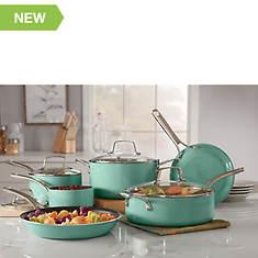 Martha Stewart 10-Pc. Non-stick Cookware Set