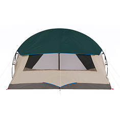Coleman 6-Person Cabin Tent With Screen Porch