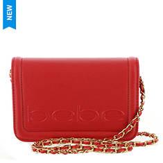 Bebe Lila Flap Crossbody Bag