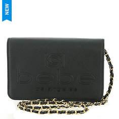 Bebe Polly Flap Crossbody Bag
