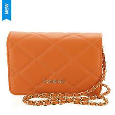 Bebe Cassia Flap Crossbody Bag