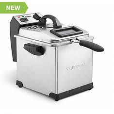 Cuisinart Compact 3.4-Quart Deep Fryer