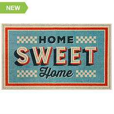 "Mohawk Home Home Sweet Home 2'6""x4'2"" Rug"