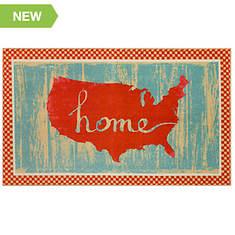 "Mohawk Home Americana USA 2'6""x4'2"" Accent Rug"