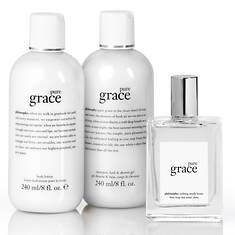 Philosophy Pure Grace 3-Piece Gift Set