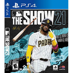 PS4 MLB The Show 21