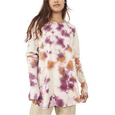 Free People Women's Washed Arden Tee