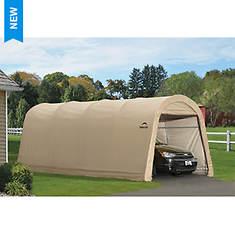 ShelterLogic 10'x20'x8' Round Auto Shelter