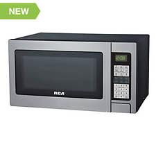 RCA 1.3 Cu Ft Stainless Steel Microwave