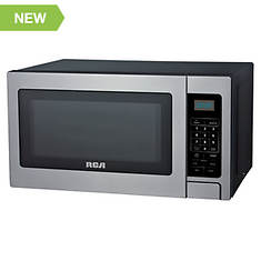 RCA .7 Cu Ft Microwave Stainless Steel