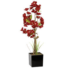 "National Tree Company 20"" Cherry Blossom Flower"
