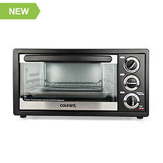 Courant 6-Slice Toaster Oven