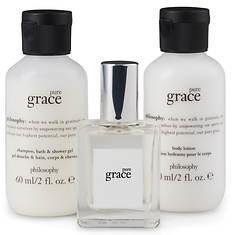 Philosophy Pure Grace 3-pc. Gift Set