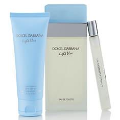 Dolce & Gabbana Light Blue EDT 3-pc. Gift Set