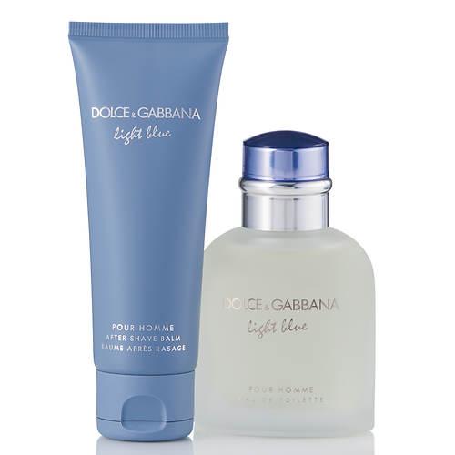 Dolce & Gabbana Light Blue Set for Men
