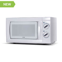 Commercial Chef 0.6 Cu. Ft. Counter Top Microwave