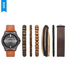 Skechers Men's Watch & 6-pc. Bracelet Set