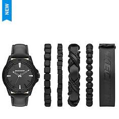 Skechers Men's Watch & 5-pc.  Bracelet Set