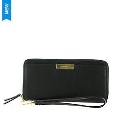 Nine West Lawson Zip Around Wristlet Wallet