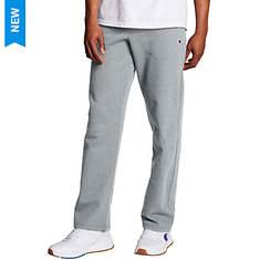 Champion® Men's Powerblend Fleece Open Bottom Pant