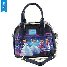 Loungefly Cinderella Castle Chain Strap Crossbody Bag