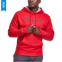 Champion® Men's Powerblend Embroidered Hoodie
