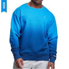 Champion® Men's Specialty Dye Fleece Crew Neck
