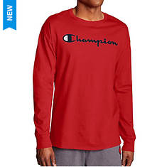 Champion® Men's Classic Long Sleeve Graphic Tee