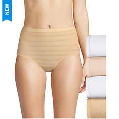 Hanes® Women's Ultimate Comfort Flex Fit Brief 4-Pack