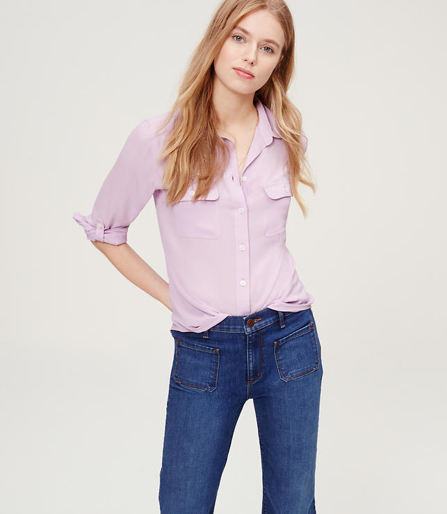 Primary Image of Utility Blouse