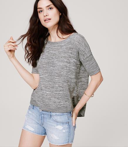 Image of Spacedye Sweater Tee