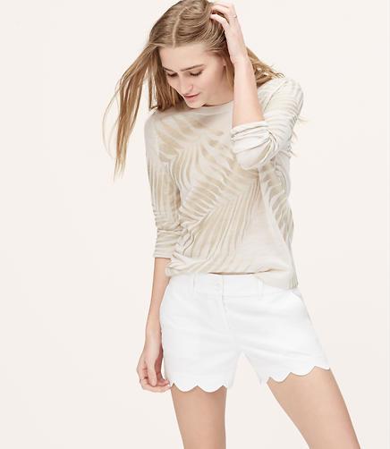 Image of Goldleaf Sheer Sweater