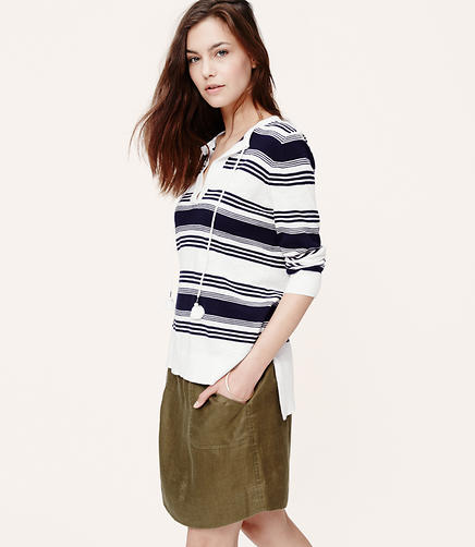 Image of Striped Summer Sweater
