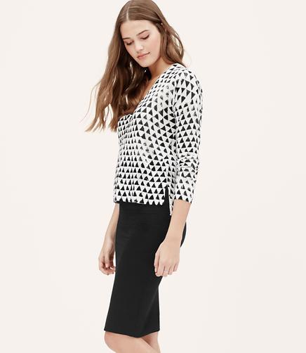 Image of Knit Tube Skirt