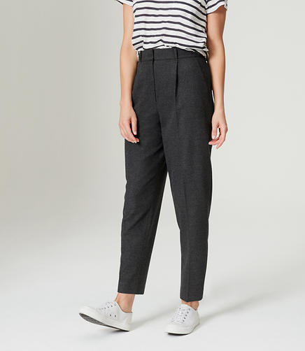Image of Flannel Trouser Pants