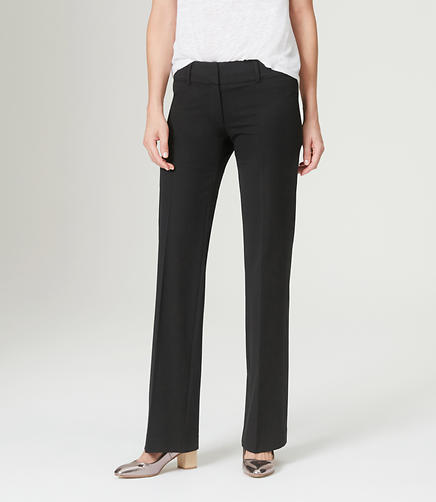 Image of Custom Stretch Trouser Leg Pants in Marisa Fit