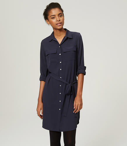 Image of City Shirtdress