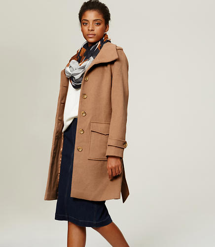 Image of Belted Coat