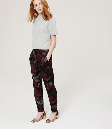 Image of Autumn Blossom Refined Joggers