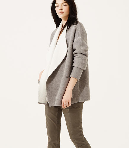 Image of Lou & Grey Cozyup Sweater Coat