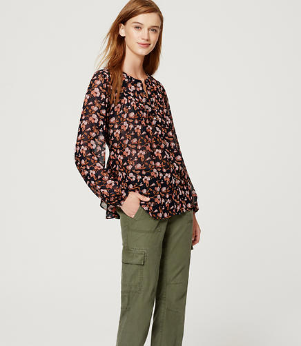 Image of Boho Bloom Top