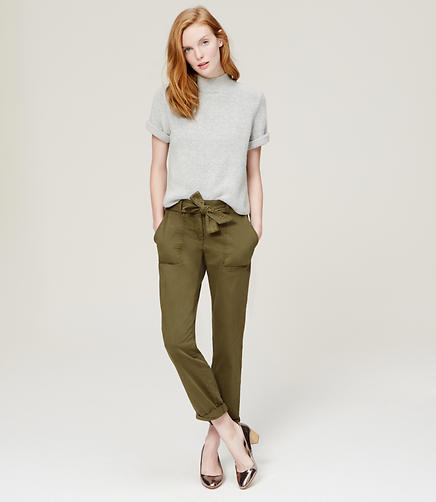 Image of Relaxed Utility Pants